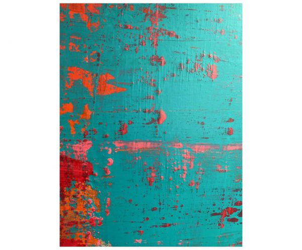 Red on Turquoise - ART_2021_1_SSY_033_4